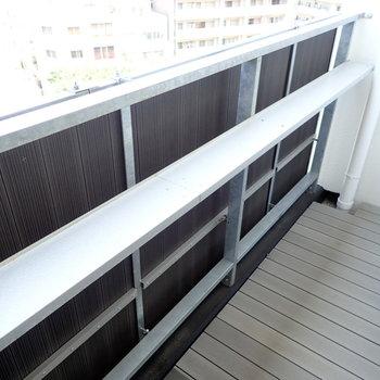 無骨なデザイン!※写真は9階別部屋・同間取りのものです