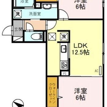 (仮)D-room伴中央2丁目