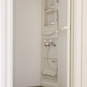浴室はシャワールーム。時短になります◯