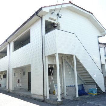 渡辺ハイツA棟