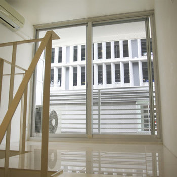 ロフトは2.5帖※写真は2階反転間取り別部屋のものです。