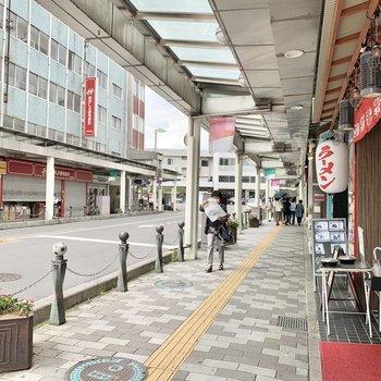 北浦和駅周辺は飲食店が豊富ですよ。