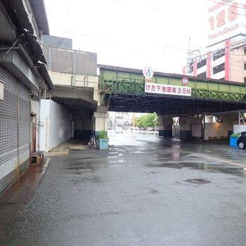 【周辺環境】鶴橋の市場はすぐそこ!お買い物の仕方が変わっちゃうかも。