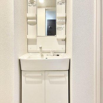 洗面台は独立です!うれしい!