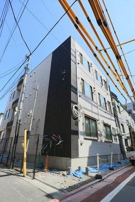 仮)大田区大森北6丁目計画の間取り