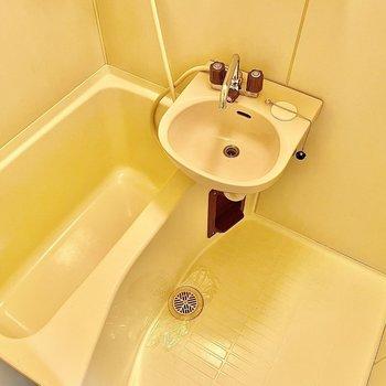 浴槽などの広さは問題なさそう。