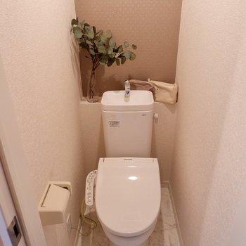 バストイレ別が嬉しいポイント。