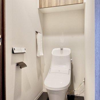 お手洗いは温水洗浄便座が嬉しい!