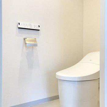 トイレがあります。各階にあるのは嬉しいですよね。