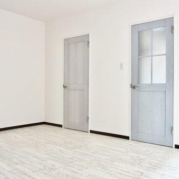 【洋室②】左側の扉を開けると・・・