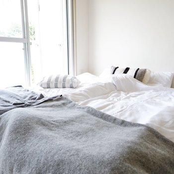 和室とベッドって実は好相性なんですよ。