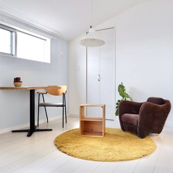 【洋室】隣室も約5.1帖のゆったり空間。