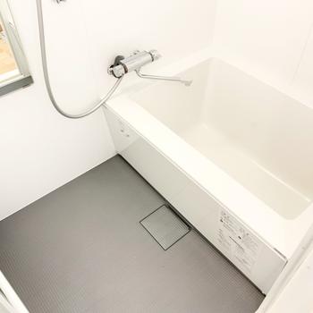 イメージ】浴室も新品に!ワイドで男性でも安心。