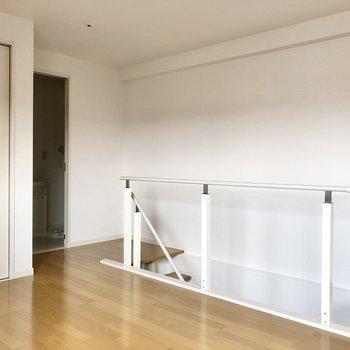階段のデザインが素敵に映える〜!