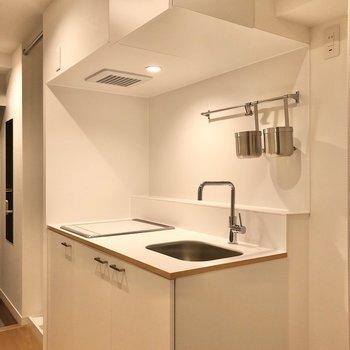 オリジナルキッチンはインテリアのような佇まいです。※写真は前回募集時のものです
