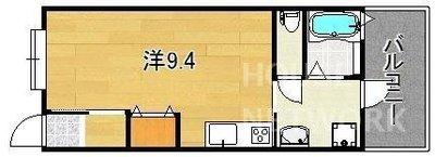 京ぐらし東福寺の間取り