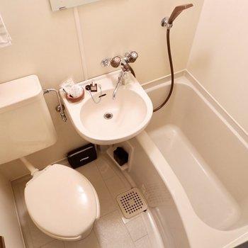 洗面台を使う際はあらかじめ換気をしておくと良いかも。