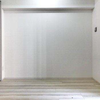 普段は引き戸を開けてワンルームとして使いたい(※写真は2階の同間取り別部屋のものです)