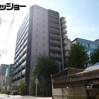 パークナード名古屋駅203号室