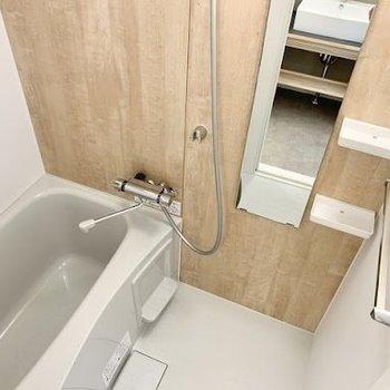 【イメージ】お風呂もゆったりできる空間。