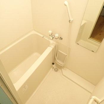お風呂はすっと、潔く。