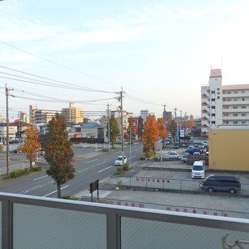 中川区の穏やかな風景※写真は別部屋(3階)