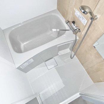 イメージ】浴室も新品なので嬉しいですね〜〜