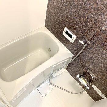 浴室乾燥に追い焚き機能付き!嬉しい設備!