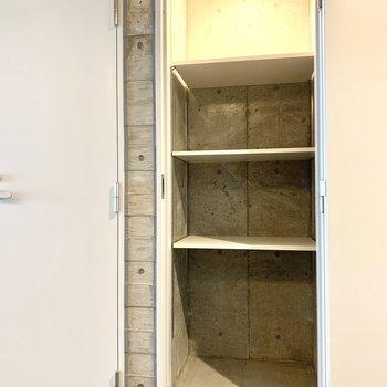 トランクルームは共用部1階にございます。