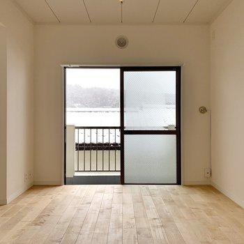 【イメージ】居室を繋げればより広々とした空間に。