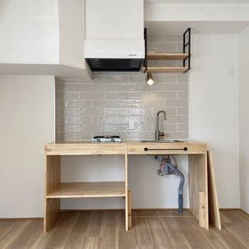 【LDK】キッチンは丁寧に料理がしたくなります