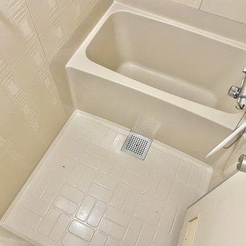 お風呂があります。