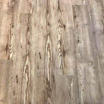 この木目の床がお気に入り◯
