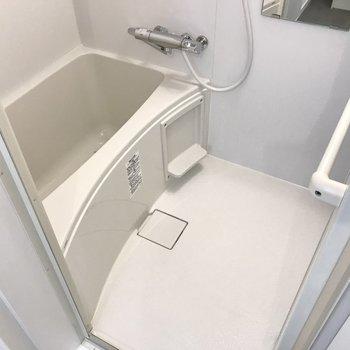 お風呂もまるっと綺麗になっていて安心です!