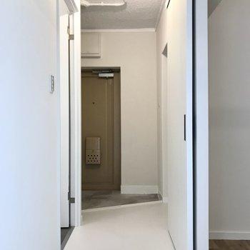 もう1部屋が玄関側に