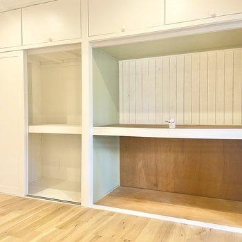 【洋6】収納スペースもビッグサイズ!