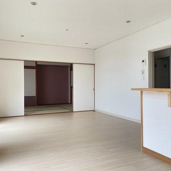 【1階】16帖の空間