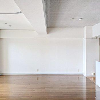 大きな家具も置きたいなぁ。