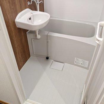 お風呂は交換済!とてもきれいです。