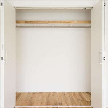 イメージ】収納内まで無垢床なんて贅沢です、、!!