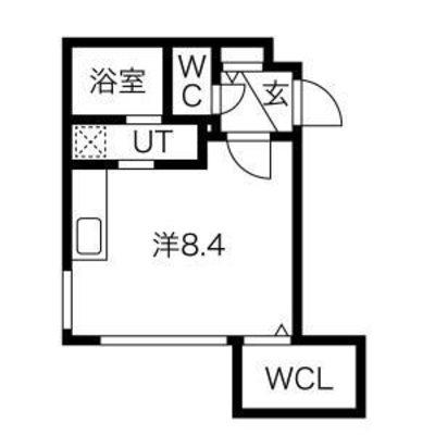 仮称)オッペンハイム札幌ステーションフロントの間取り
