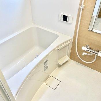 お風呂までナチュラル〜な雰囲気です!