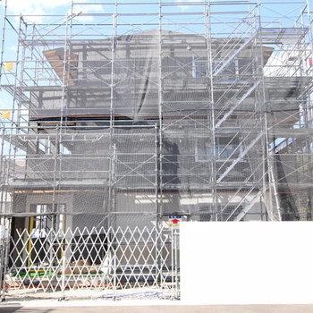 仮)橋本5丁目プロジェクト新築工事