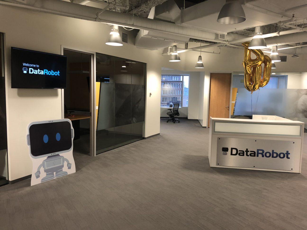 DataRobot本社で機能リクエストをしてきました