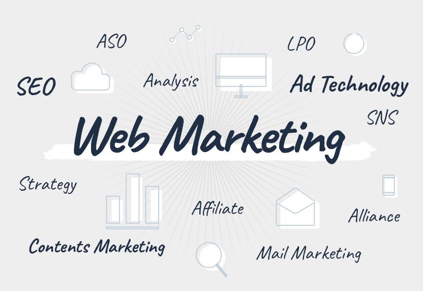 リクルート ウェブマーケティング職 中途採用サイトのご案内