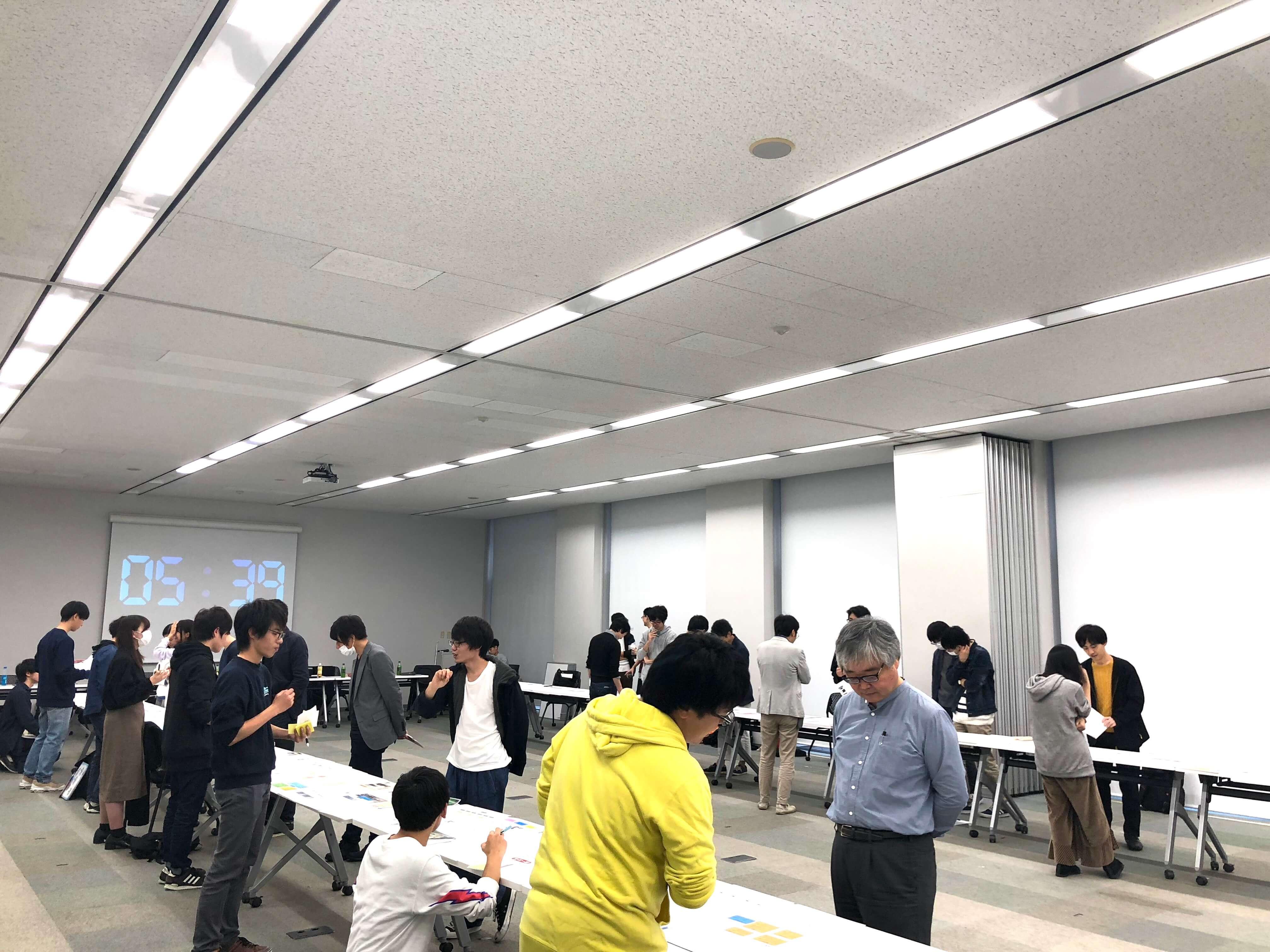 千葉工業大学の「情報デザイン応用演習」授業に協力してきました