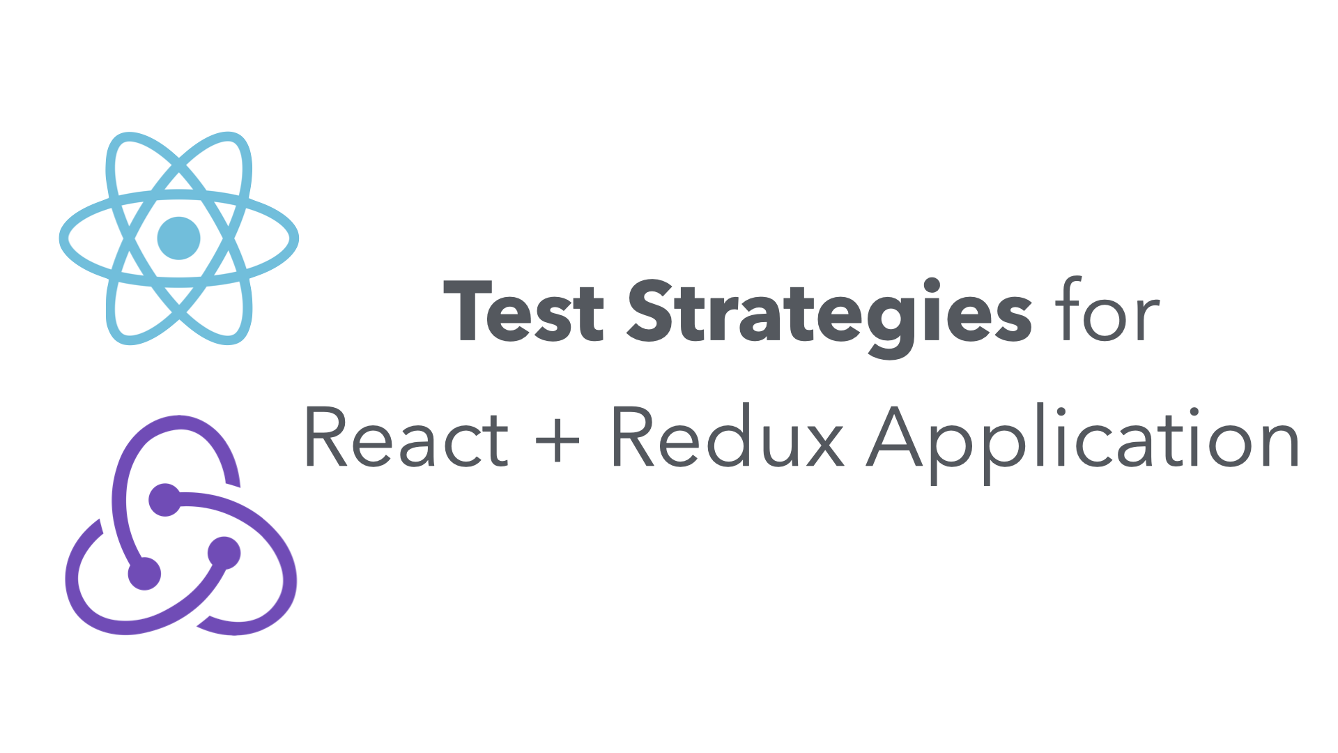 React+Reduxアプリケーション テスト戦略