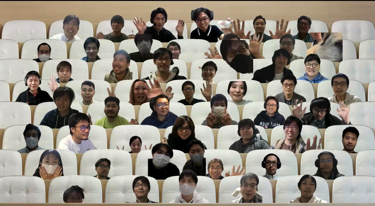 社員100名超で AWS GameDay を開催しました!