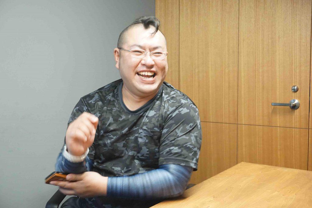 Rock a film 田中龍治さん Zehitomo