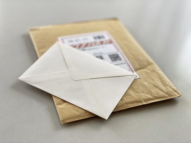 郵便 物 転送